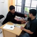 Pemeriksaan pasien